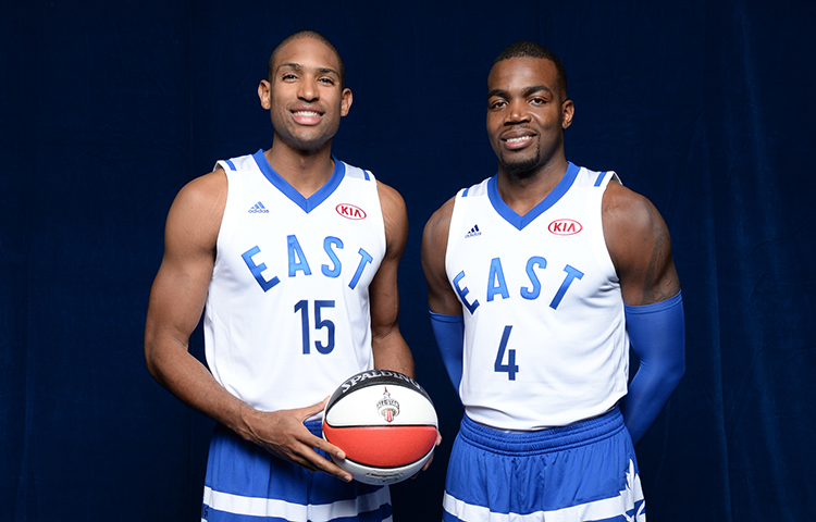 Al Horford & Paul Millsap