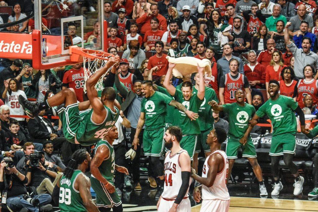 Al Horford vs. Chicago Bulls
