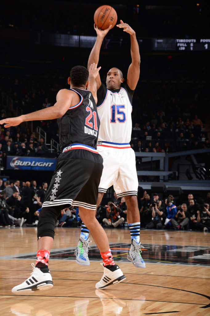 Al Horford vs. Tim Duncan