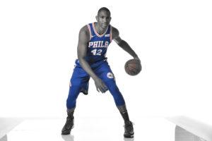 Philadelphia 76ers Introduce Al Horford