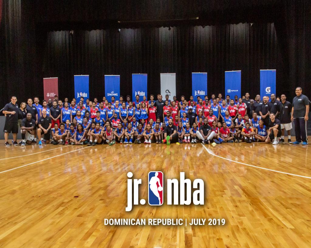 Al Horford's Jr. NBA Dominican Republic Basketball Camp